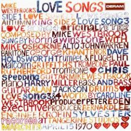 Mike Westbrook『Mike Westbrook's Love Song』