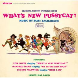 Burt Bacharach『What's New Pussycat?』