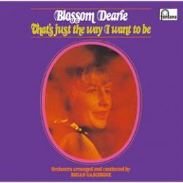 Blossom Dearie『That's Just The Way I Want To Be』