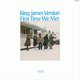 King James Version『First Time We Met』