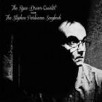 The Ryan Driver Quintet『Plays The Stephen Parkinson Songbook』(¥2,200+税)【画像をクリックしてWeb Shopへ】