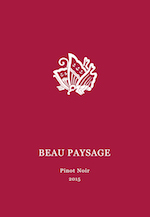 V.A.『BEAU PAYSAGE ~ Pinot Noir 2015』(¥2,700+税/CDブック)【画像をクリックしてWeb Shopへ】