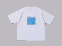 Tシャツ『Cafe Apres-midi Fume』デザイン:NANA(¥4,500+税)【画像をクリックしてWeb Shopへ】